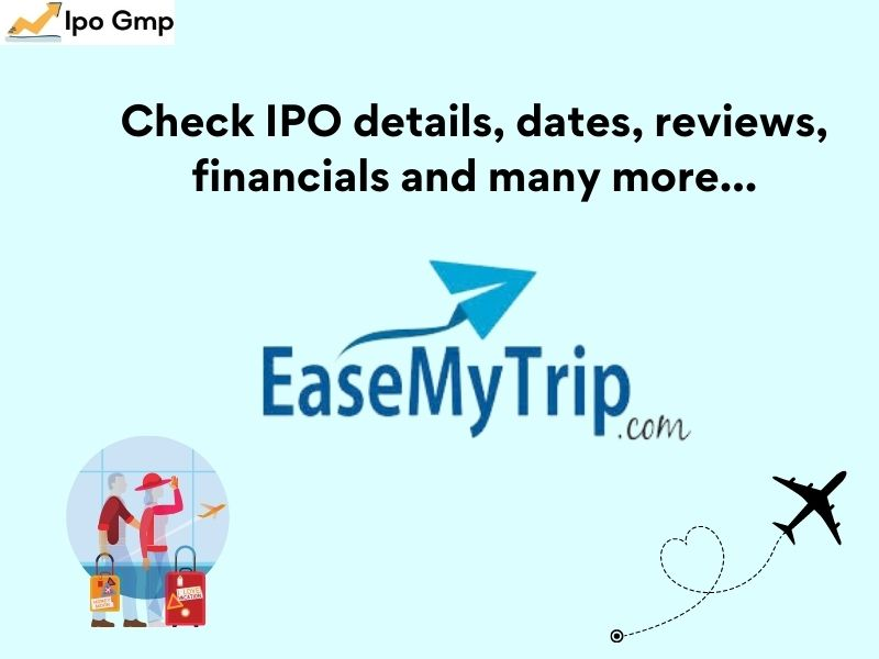EaseMyTrip IPO details and financials